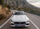Фото авто Mercedes-Benz AMG GT C190 [рестайлинг],  цвет: белый