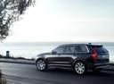 Фото авто Volvo XC90 2 поколение, ракурс: 135 цвет: черный