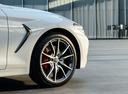 Фото авто Genesis G70 1 поколение, ракурс: колесо цвет: белый