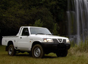 Фото авто Nissan Patrol Y61, ракурс: 315 цвет: белый