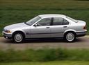 Фото авто BMW 3 серия E36, ракурс: 90 цвет: серебряный