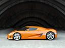 Фото авто Koenigsegg CCR 1 поколение, ракурс: 90
