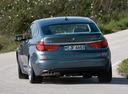 Фото авто BMW 5 серия F07/F10/F11, ракурс: 180 цвет: синий