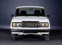 Фото авто ВАЗ (Lada) 2107 1 поколение, ракурс: 0 - рендер цвет: белый