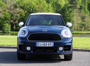 Фото авто Mini Countryman F60,  цвет: синий