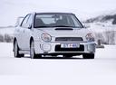 Фото авто Subaru Impreza 2 поколение, ракурс: 315