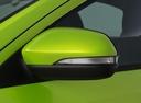 Фото авто ВАЗ (Lada) Vesta 1 поколение, ракурс: боковая часть цвет: зеленый