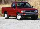 Фото авто Toyota Tacoma 1 поколение, ракурс: 315