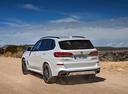 Фото авто BMW X5 G05, ракурс: 135 цвет: белый