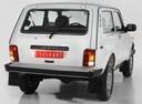 Фото авто ВАЗ (Lada) 4x4 1 поколение [2-й рестайлинг], ракурс: 225 цвет: белый