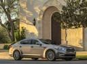 Фото авто Kia Quoris 1 поколение [2-й рестайлинг], ракурс: 270 цвет: серый