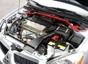 Фото авто Mitsubishi Lancer IX, ракурс: двигатель цвет: серебряный