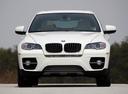 Фото авто BMW X6 E71/E72,  цвет: белый