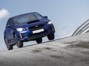 Фото авто Subaru Impreza 4 поколение, ракурс: 315 цвет: синий
