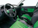 Фото авто Volkswagen Polo 3 поколение, ракурс: торпедо