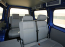 Фото авто Volkswagen Caddy 3 поколение, ракурс: салон целиком