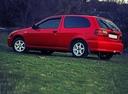 Фото авто Nissan Almera N15, ракурс: 135