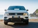 Фото авто Volkswagen Tiguan 2 поколение,  цвет: белый