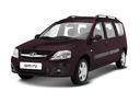 Новый ВАЗ (Lada) Largus, красный , 2017 года выпуска, цена 605 900 руб. в автосалоне АвтоКанищево Lada