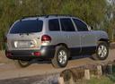 Фото авто Hyundai Santa Fe SM [рестайлинг], ракурс: 225 цвет: серебряный