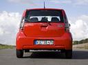 Фото авто Daihatsu Sirion 2 поколение [рестайлинг], ракурс: 180 цвет: красный