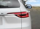 Фото авто Haval F7 1 поколение, ракурс: задняя часть цвет: белый