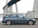 Фото авто BMW 5 серия F07/F10/F11, ракурс: 270 цвет: синий