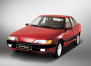 Фото авто Daewoo Espero KLEJ [рестайлинг], ракурс: 45 цвет: красный