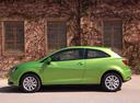 Фото авто SEAT Ibiza 4 поколение [рестайлинг], ракурс: 90 цвет: зеленый