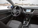 Новый Hyundai Solaris, серый металлик, 2017 года выпуска, цена 839 900 руб. в автосалоне Автомир Hyundai Новокузнецк