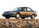 Фото авто Chevrolet Malibu 2 поколение, ракурс: 45