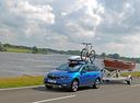 Фото авто Skoda Octavia 3 поколение, ракурс: 45 цвет: синий