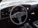 Фото авто Opel Ascona C, ракурс: рулевое колесо