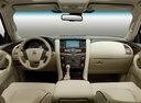Фото авто Nissan Patrol Y62, ракурс: торпедо