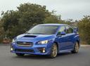 Фото авто Subaru Impreza 4 поколение, ракурс: 45 цвет: синий