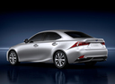 Фото авто Lexus IS XE30, ракурс: 135 цвет: серебряный