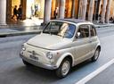 Фото авто Fiat 500 1 поколение, ракурс: 45