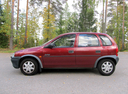 Фото авто Opel Corsa B, ракурс: 90