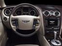 Фото авто Bentley Continental 3 поколение [рестайлинг], ракурс: рулевое колесо