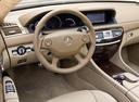 Фото авто Mercedes-Benz CL-Класс C216, ракурс: рулевое колесо