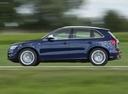 Фото авто Audi SQ5 8R, ракурс: 90 цвет: синий