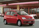 Фото авто Daihatsu Cuore L250, ракурс: 45