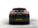 Фото авто Mini Clubman 2 поколение, ракурс: 180 цвет: зеленый