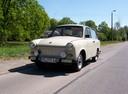 Фото авто Trabant P 601 1 поколение, ракурс: 315