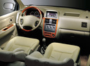 Фото авто Kia Carens 1 поколение, ракурс: торпедо