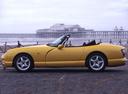 Фото авто TVR Chimaera 1 поколение, ракурс: 90