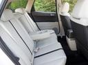 Фото авто Mazda CX-7 1 поколение, ракурс: задние сиденья
