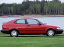 Фото авто Saab 900 2 поколение, ракурс: 270