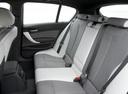 Фото авто BMW 1 серия F20/F21, ракурс: задние сиденья