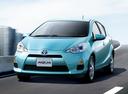 Фото авто Toyota Aqua 1 поколение, ракурс: 45
